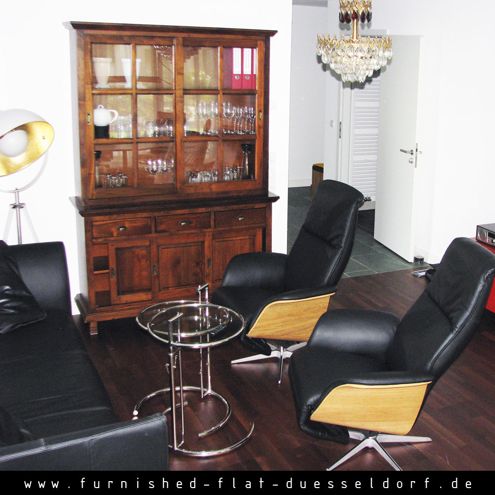 Furnished Apartments: Furnished Flat Düsseldorf