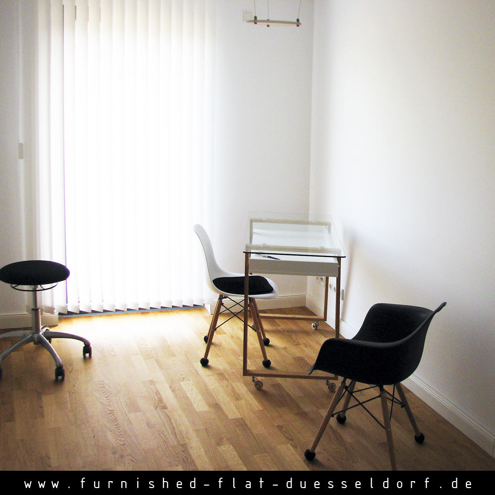 Furnished apartment in Duesseldorf - Room